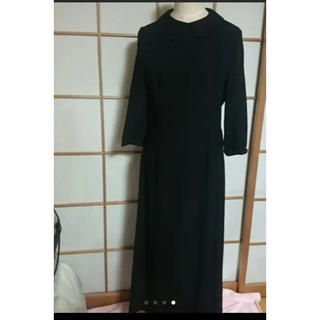 イネド(INED)のINED フォーマルワンピース(礼服/喪服)