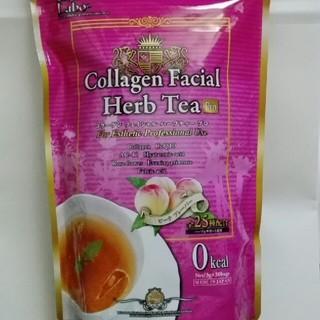 エステプロラボ コラーゲンフェイシャル ハーブティー(茶)