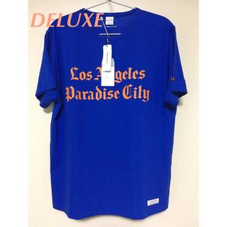 デラックス(DELUXE)の【DELUXE】AMERICAN RAG CIE  LA Tシャツ(新品)(Tシャツ/カットソー(半袖/袖なし))
