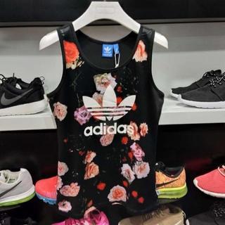 アディダス(adidas)のadidasオリジナル ROSE S 花柄タンクトップ(タンクトップ)