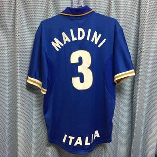 ナイキ(NIKE)のイタリア代表 EURO96 HOME マルディーニ 3 L ②(ウェア)