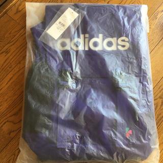 アディダス(adidas)のももクロポシュレリュック 紫 (アイドルグッズ)