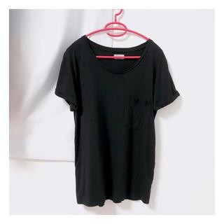 ザラ(ZARA)のZARA ポケット付きTシャツ(Tシャツ/カットソー(半袖/袖なし))