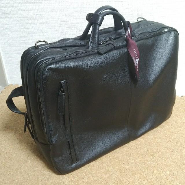 464c0f2a78da FLYING HORSE 3way ビジネスバッグ メンズのバッグ(ビジネスバッグ)の商品写真