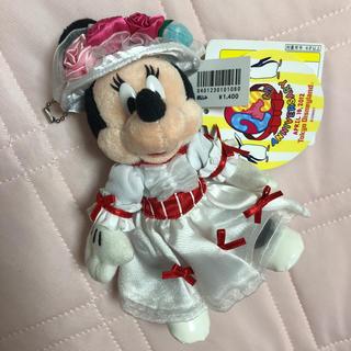 Disney - ミニーマウス ぬいば