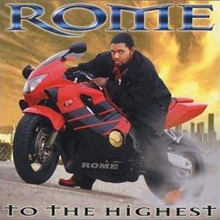 ROME/TO THE HIGHEST(R&B/ソウル)