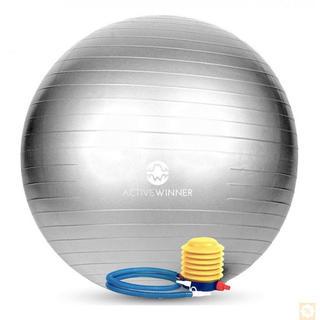 Active Winner バランスボール 65cm ポンプ付(おもちゃ/雑貨)