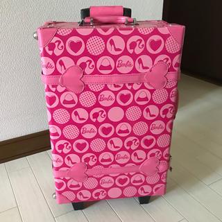 バービー(Barbie)のバービー ♡キャリーバッグ(スーツケース/キャリーバッグ)