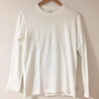 ユニクロ(UNIQLO)のユニクロ ロンT(Tシャツ/カットソー(七分/長袖))