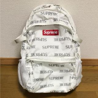 シュプリーム(Supreme)のSUPREME リュック(バッグパック/リュック)