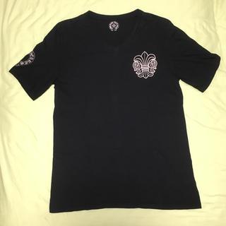 クロムハーツ(Chrome Hearts)のクロムハーツ Vネック Tシャツ(Tシャツ/カットソー(半袖/袖なし))
