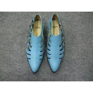 TOGA - ★TOGA★トーガ Buckle shoes Blue/37