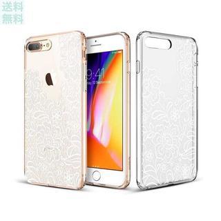 iPhone8 Plus ケース クリア ESR iPhone7 P(iPhoneケース)