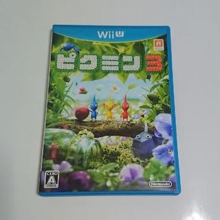 Wii U - ピクミン3☆WiiU☆美品