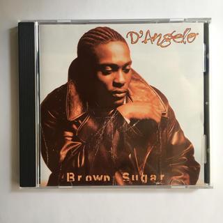 送料込み ディアンジェロ『BROWN SUGAR』輸入盤 D'angelo