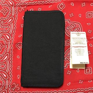 ムジルシリョウヒン(MUJI (無印良品))の無印 パスポートケース リフィールクリアポケット6枚 無印良品(旅行用品)
