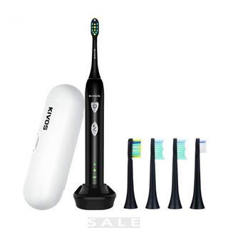 電動歯ブラシ 音波式 KIVOS 超音波振動歯ブラシ 大人(おもちゃ/雑貨)