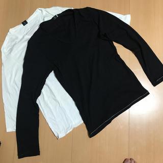 ビューティアンドユースユナイテッドアローズ(BEAUTY&YOUTH UNITED ARROWS)の[UNITED ARROWS]Tシャツ2枚セット(Tシャツ/カットソー(七分/長袖))