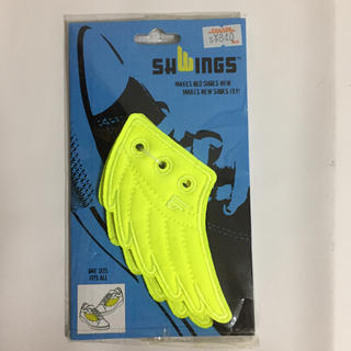 shwings  スニーカー  アクセサリー カスタム ウィング 羽 翼(スニーカー)