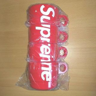 シュプリーム(Supreme)の【送料込】 Supreme Stacking Cups (Set of 4)(グラス/カップ)