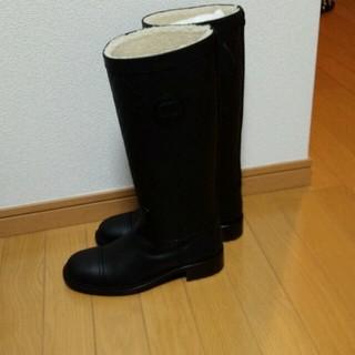 シャネル(CHANEL)のCHANELロングブーツ(ブーツ)