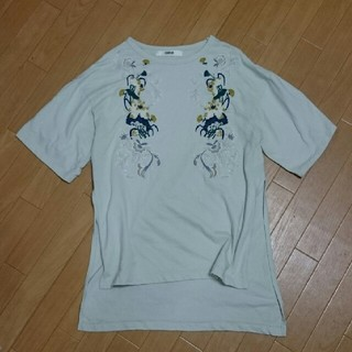 ファーファー(fur fur)のFURFUR エンブロイダリーTシャツ(Tシャツ(半袖/袖なし))