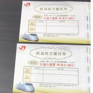 【ラクマ5%OFFクーポンで約1000円引】JR九州株主優待券10枚 即日発送可(その他)