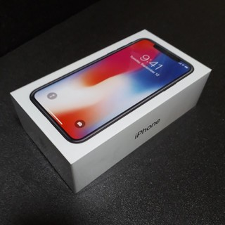 アップル(Apple)のモカ様専用 新品未使用 iPhoneX iPhone8 plus 64GB 2台(スマートフォン本体)