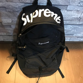 supreme バッグパック 美品