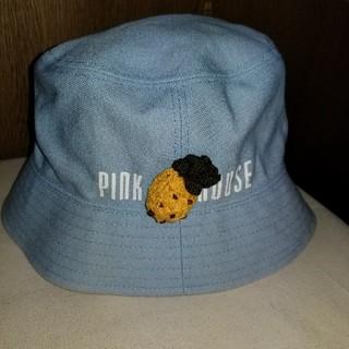 ピンクハウス(PINK HOUSE)のピンクハウス パイナップルハット(ハット)