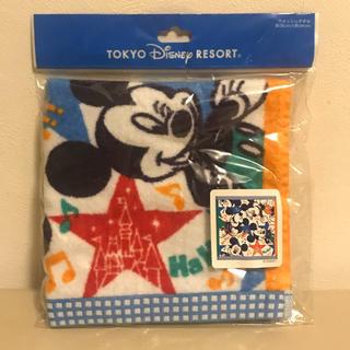 ディズニー(Disney)のディズニー リゾート タオル(タオル)