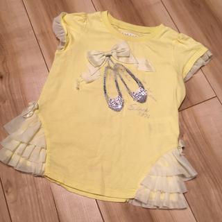 ミキハウス(mikihouse)のミキハウス  リーナちゃん 100 Tシャツ(Tシャツ/カットソー)