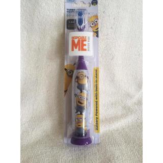 ミニオン(ミニオン)のミニオン 歯ブラシ 電動歯ブラシ(電動歯ブラシ)