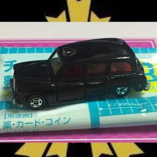 トミカ 日本製 オースチンタクシーキャブ(ミニカー)