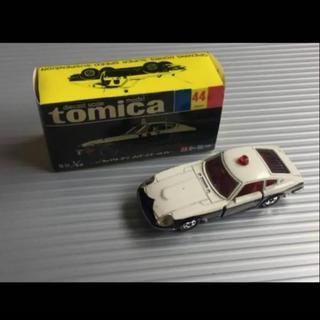 トミカ フェアレディパトカー(ミニカー)