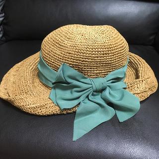 カシラ(CA4LA)のCA4LA 麦わら帽子(麦わら帽子/ストローハット)