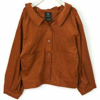 ダブルクローゼット(w closet)のジャケット(Gジャン/デニムジャケット)