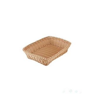 CBジャパン カルティエラタン 洗えるバスケット レクタングル L ナチュ(テーブル用品)