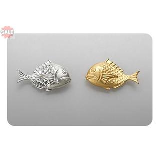 箸置き 能作 「 鯛のはしおき 」 錫100% 【高級】 (錫と金メッキの2(テーブル用品)