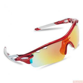 スポーツサングラス 偏光レンズ VICTGOAL 5枚専用レンズ (エクササイズ用品)