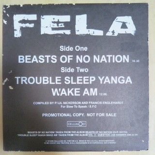 FELA KUTI(ワールドミュージック)