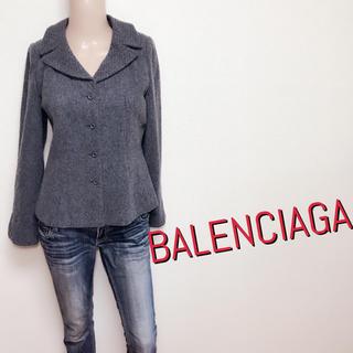 バレンシアガ(Balenciaga)のおしゃれ着♪バレンシアガ 極美くびれ テーラードジャケット♡クロエ バーバリー(テーラードジャケット)