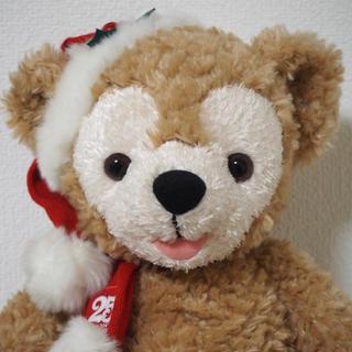 ダッフィー - ダッフィー 25周年 クリスマス ぬいぐるみ オープンマウス