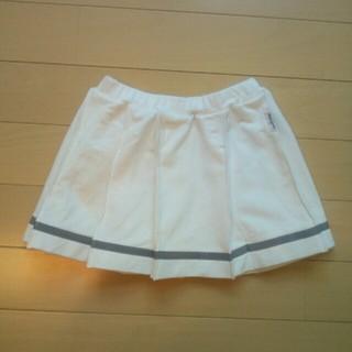 コムサイズム(COMME CA ISM)のCOMME CA ISM プリーツスカート 80cm(スカート)
