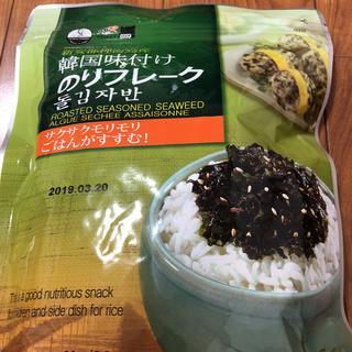 コストコ(コストコ)の韓国味付け のりフレーク(乾物)