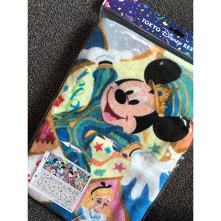 ディズニー(Disney)のディズニーランド35周年 フェイスタオル(タオル)