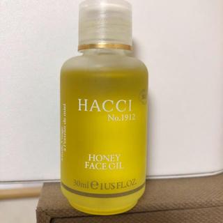 ハッチ(HACCI)のHACCI フェイスオイル(フェイスオイル / バーム)