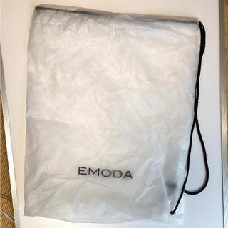 エモダ(EMODA)のエモダ  ショッパー(ショップ袋)