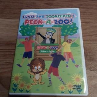【DWE】PEEK-A-ZOO!