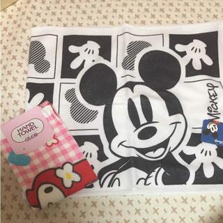 ディズニー(Disney)の【新品】タオル2枚(タオル)